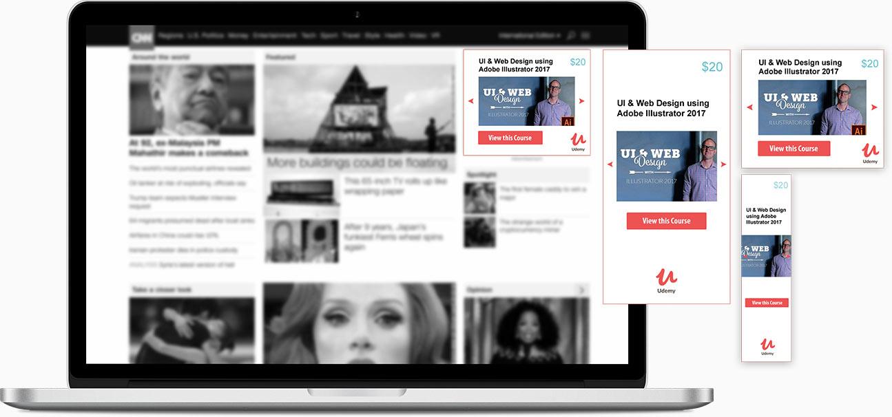 case study udemy html5 ads kiebrothers