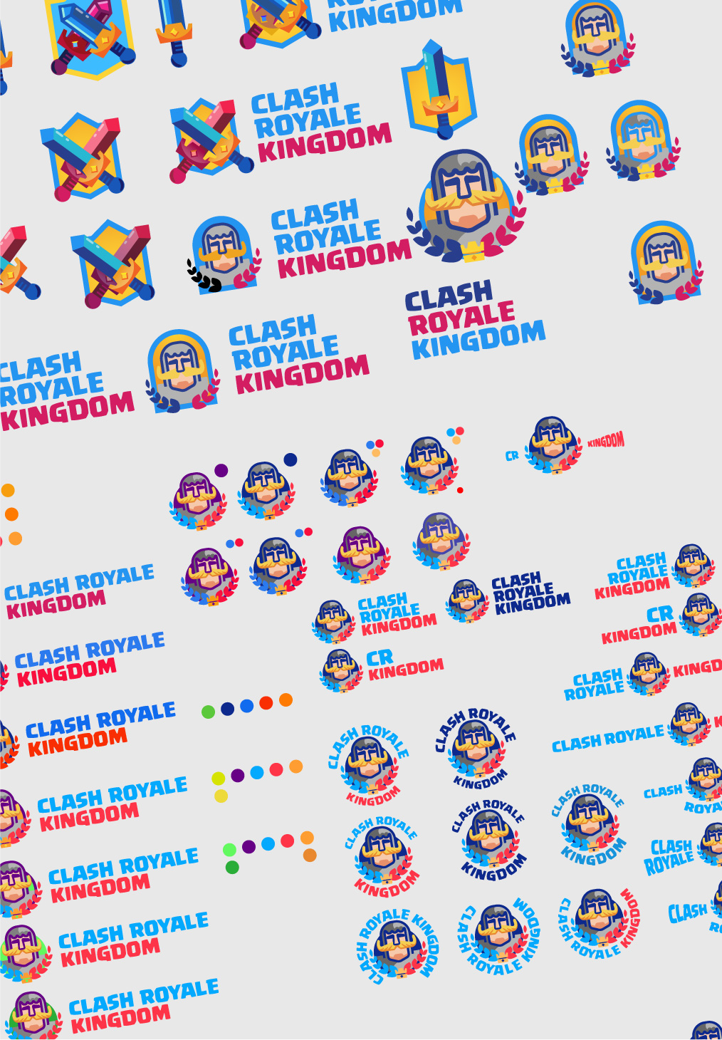 case study clash royale kingdom logo alternatives kiebrothers