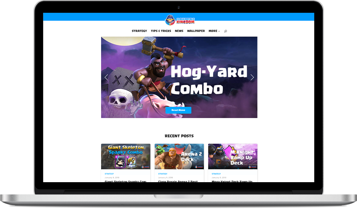 case study clash royale kingdom web macbook preview kiebrothers